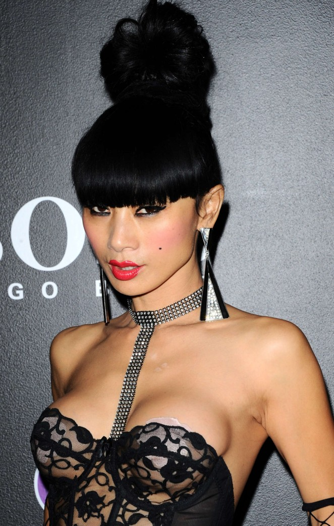 Bai Ling: W Magazines Shooting Stars Exhibit 2015 -04