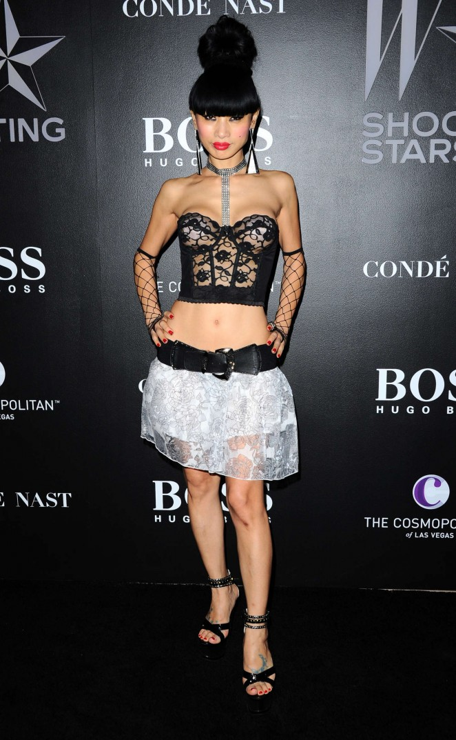 Bai Ling: W Magazines Shooting Stars Exhibit 2015 -08