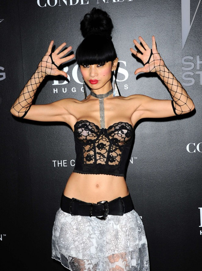 Bai Ling - W Magazine's Shooting Stars Exhibit 2015 in LA
