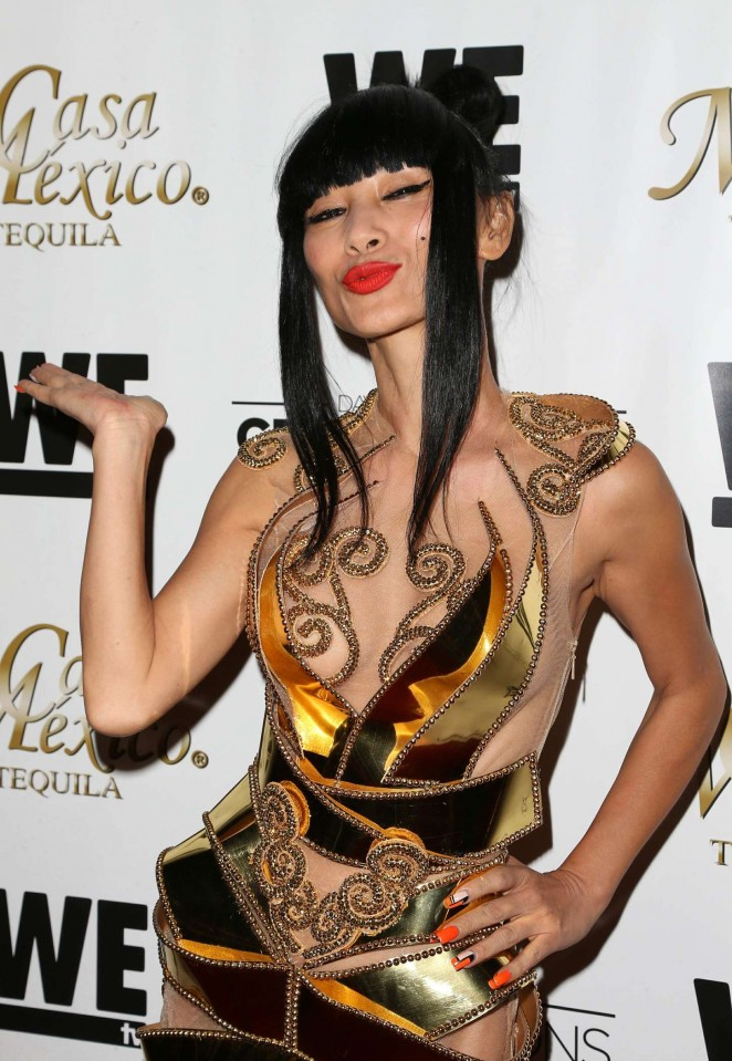 Bai Ling – WE tv's David Tutera CELEBrations Launch in Hollywood