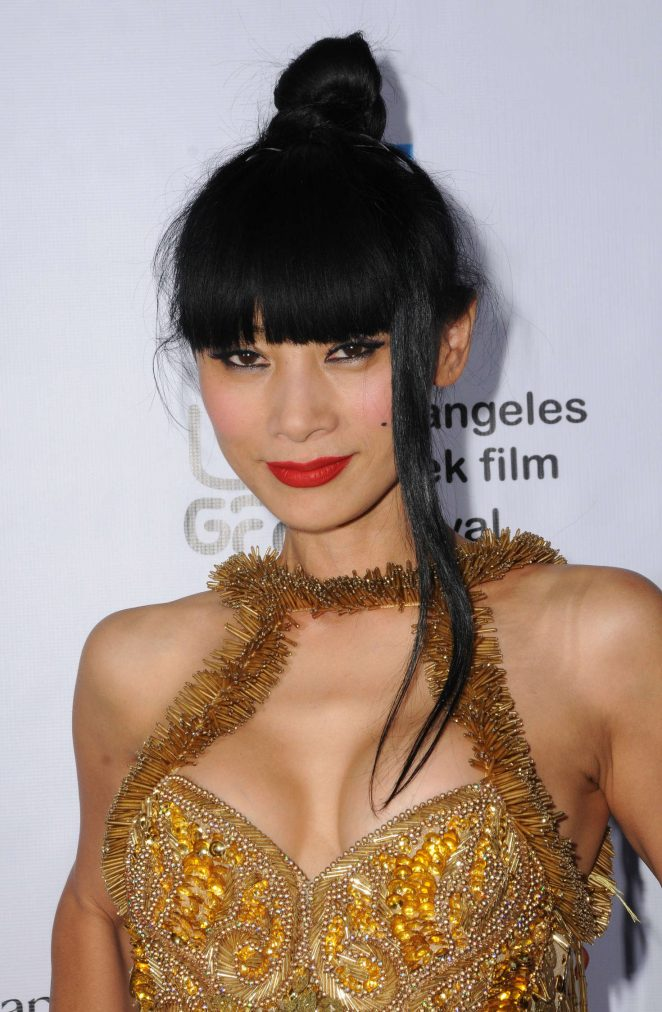 Bai Ling - 'Worlds Apart' Premiere at 2016 LA Greek Film Festival in Hollywood