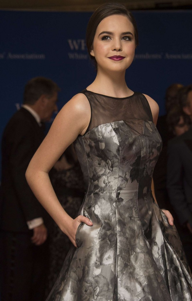 Bailee Madison - 2015 White House Correspondents' Association Dinner in Washington