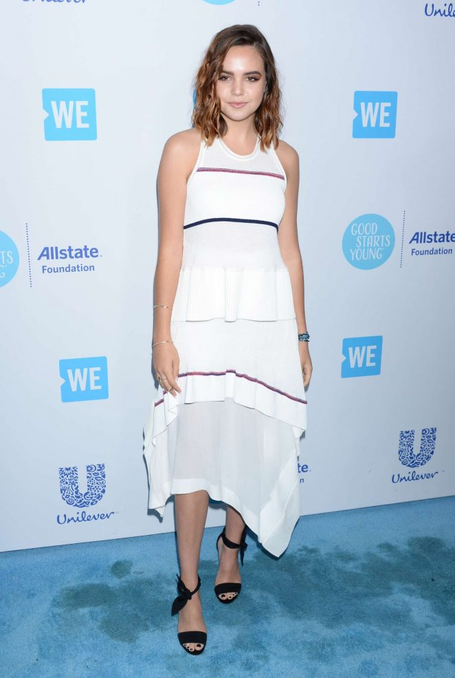 Bailee Madison - 2018 WE Day California in Los Angeles