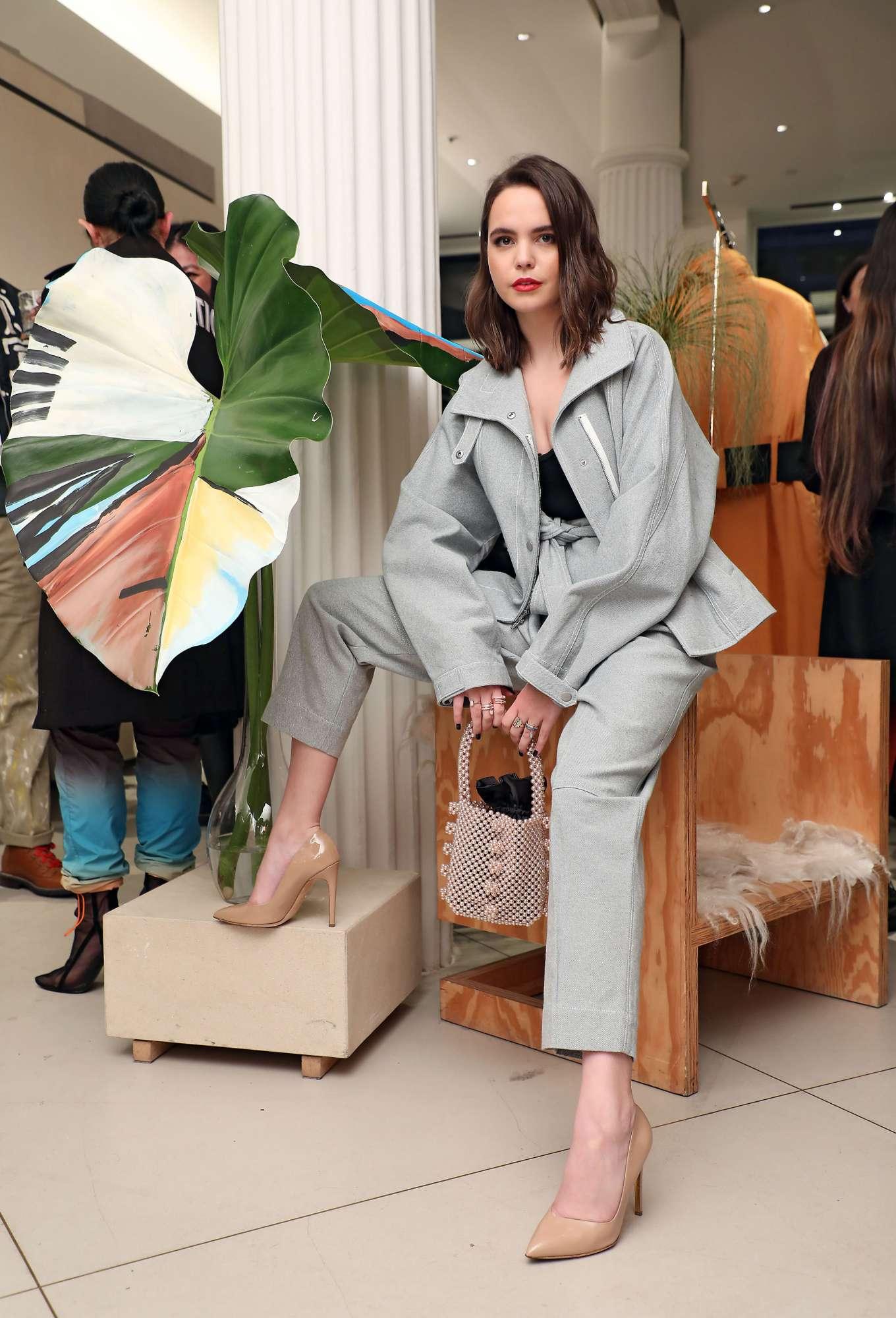 Bailee Madison - 3.1 Phillip Lim Fashion Show 2020 at New York Fashion Week