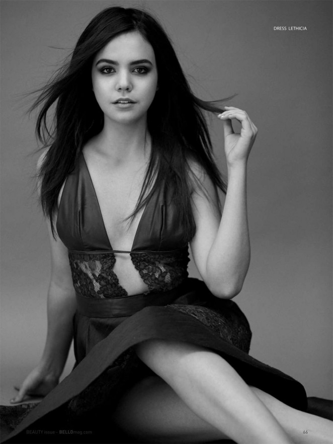 Bailee Madison - Bello Magazine (March 2016)