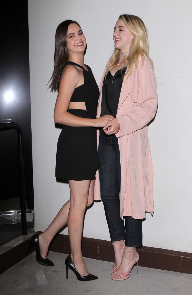 Bailee Madison - Celebrates Chloe Lukasiak's 15th Birthday in West Hollywood