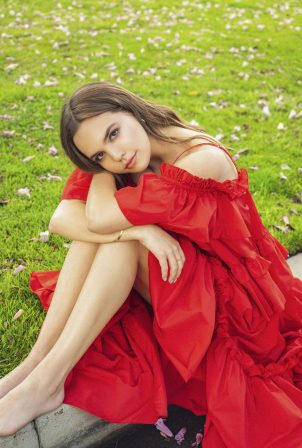 Bailee Madison - Cibelle Levi photoshoot for Rose and Ivy Journal (April 2021)