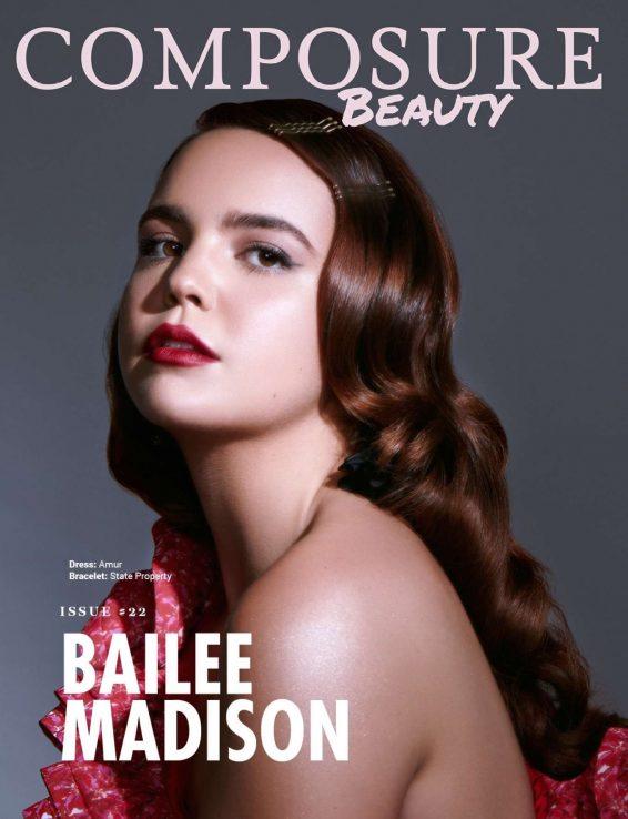 Bailee Madison - Composure Magazine (July 2019)