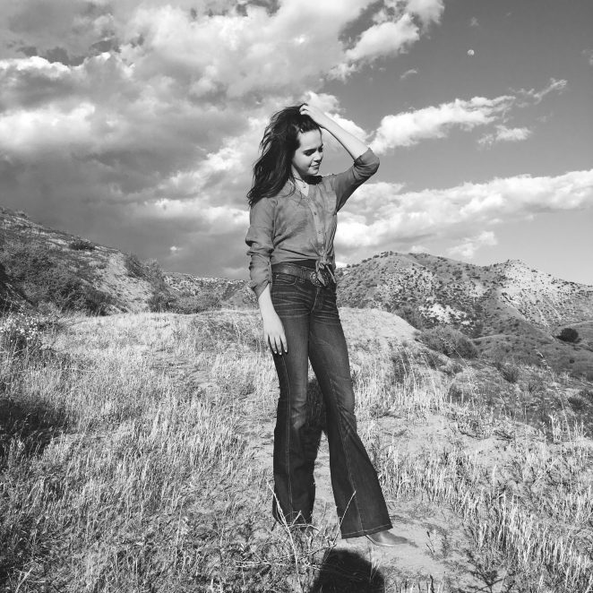 Bailee Madison - 'Cowgirl's Story' for PopularTV Shoot (June 2016)