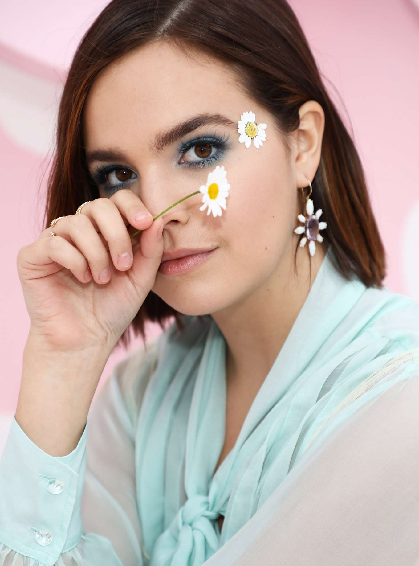 Bailee Madison Marc Jacobs Daisy Love So Sweet Fragrance Popup