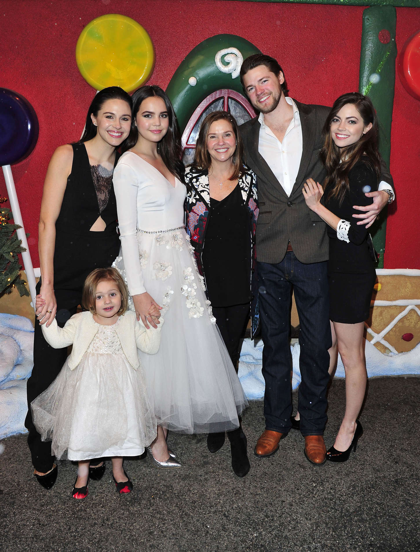 Bailee Madison - \'Northpole: Open For Christmas\' Screening in Los ...