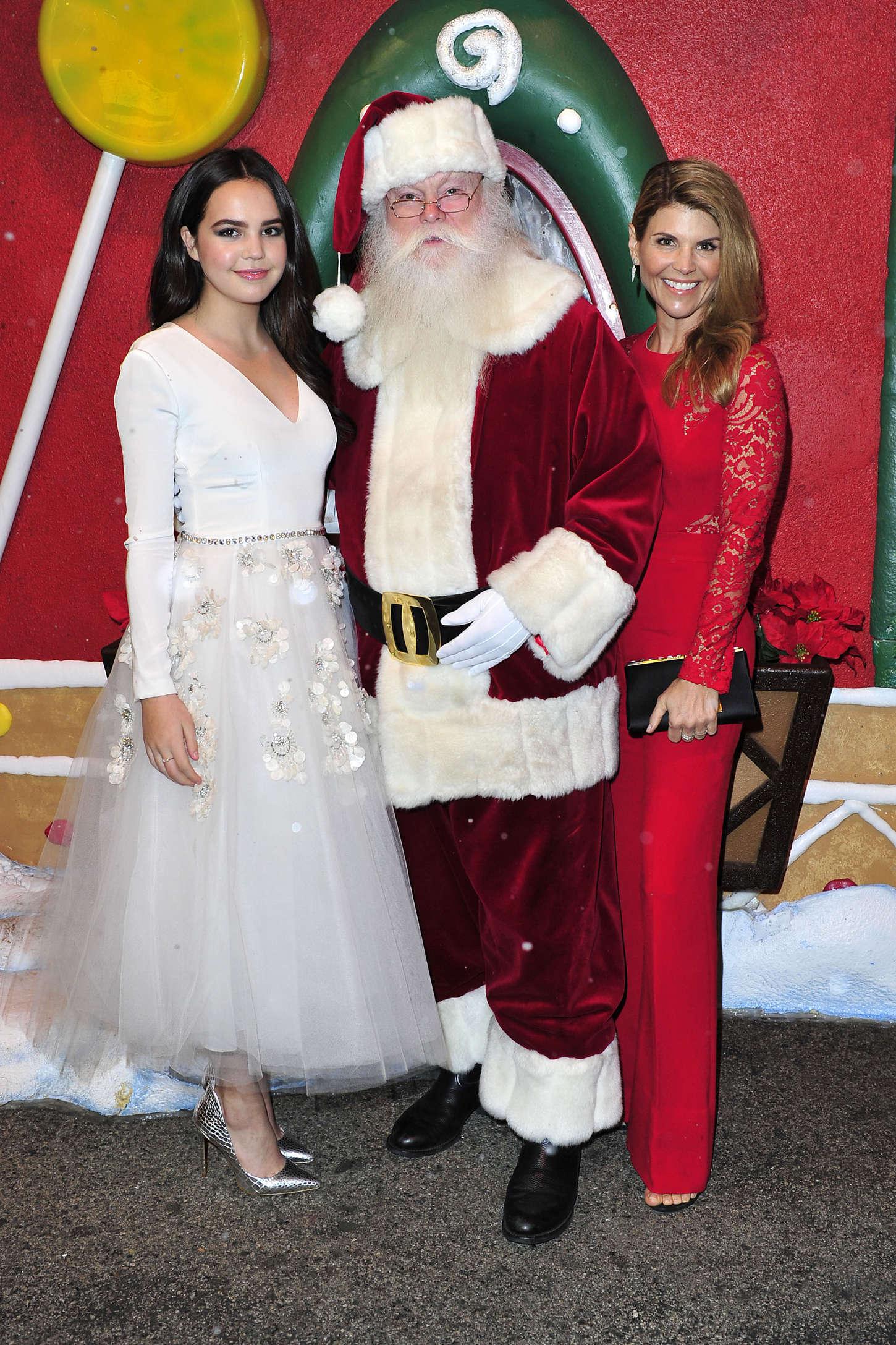 Bailee Madison: Northpole Open For Christmas LA Screening -11 – GotCeleb