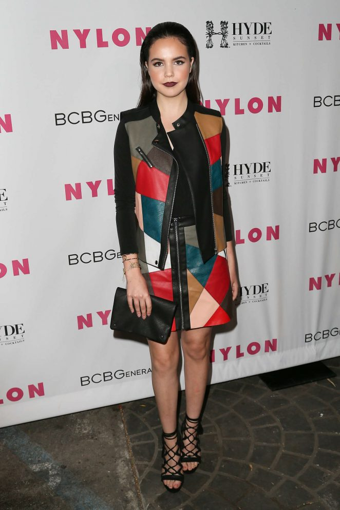 Bailee Madison - NYLON Young Hollywood Party 2016 in LA