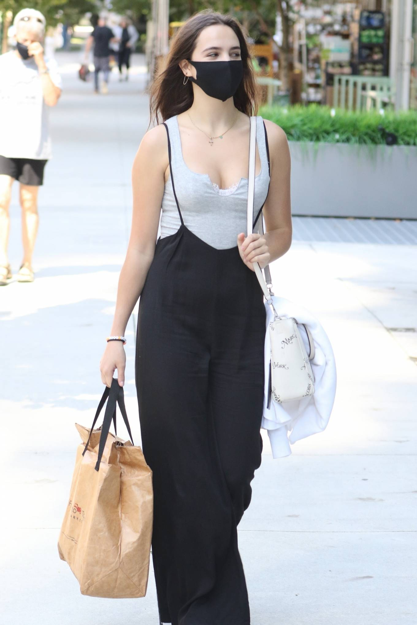 Bailee Madison - Out in Vancouver - Canada