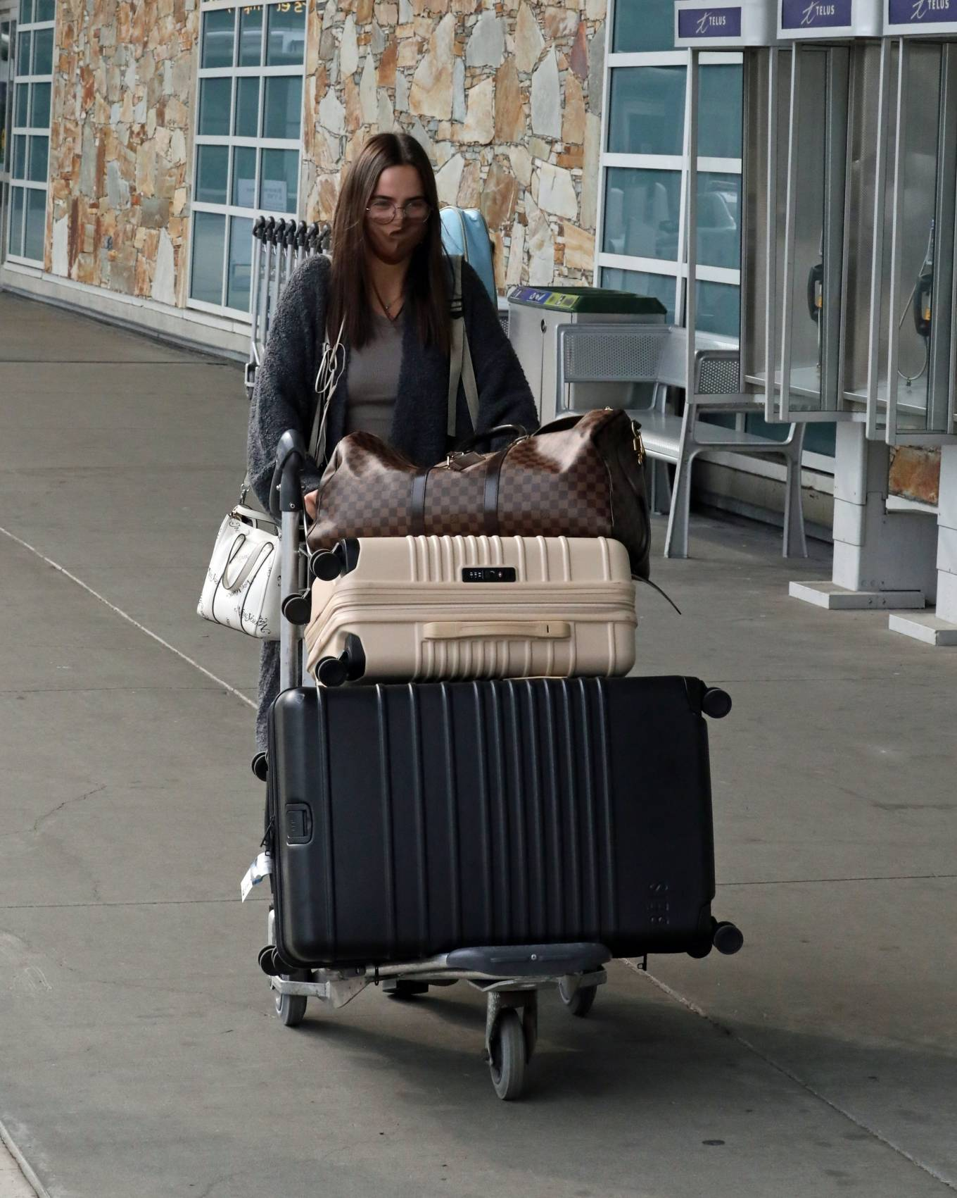 Bailee Madison 2020 : Bailee Madison – Out of Vancouver after filming Cinderella Story-01