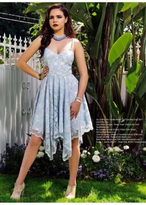 Bailee Madison - Regard Magazine (April 2016)
