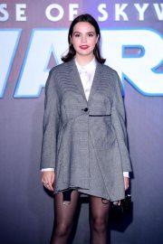 Bailee Madison - 'Star Wars: The Rise of Skywalker' Premiere in London
