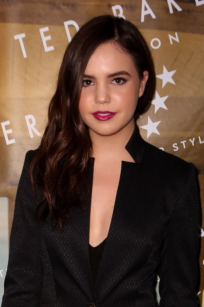 Bailee Madison – Ted Baker London SS 2016 Launch Event in West Hollywood