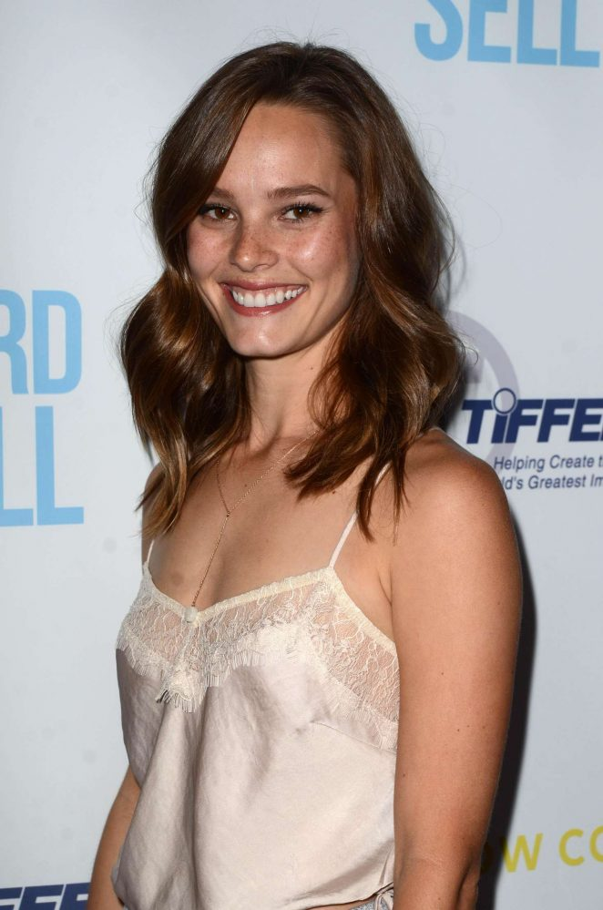 Bailey Noble - 'Hard Sell' Screening in Los Angeles