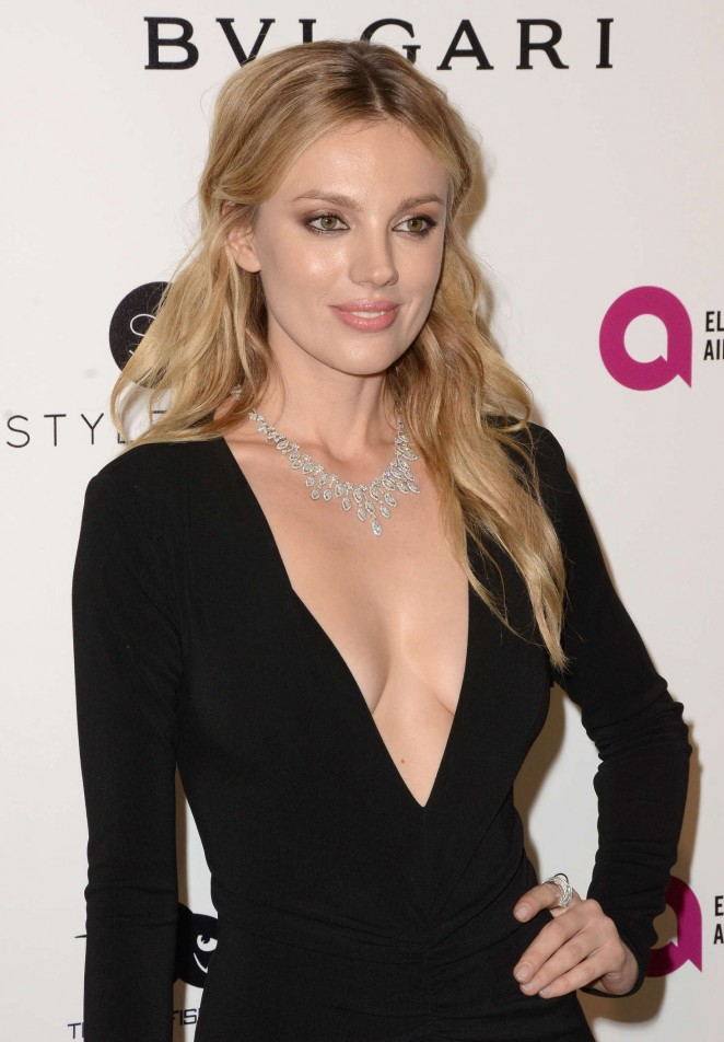 Bar Paly - 2016 Elton John AIDS Foundation's Oscar Viewing Party in West Hollywood