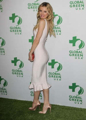 Bar Paly - Global Green USA 2015 Pre-Oscar Party in LA
