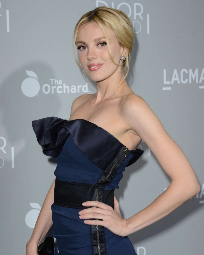 Bar Paly - Orchard Premiere of Dior and I in Los Angeles