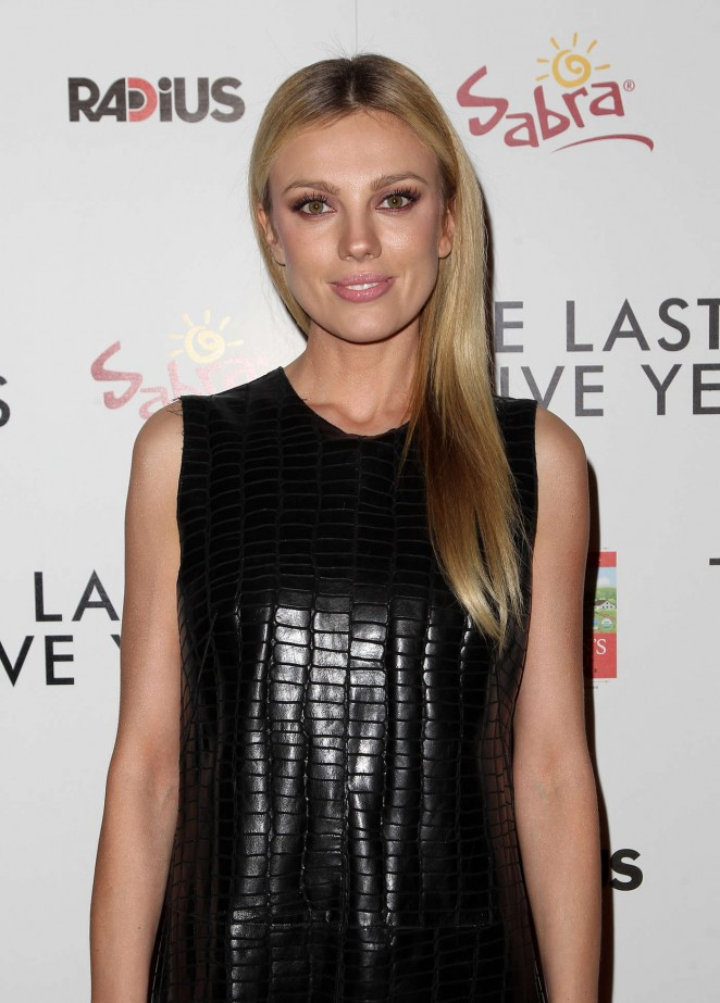"Bar Paly - ""The Last Five Years"" Premiere in Los Angeles"