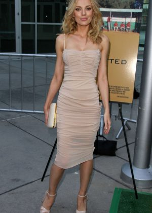 Bar Paly - 'Undrafted' Premiere in Los Angeles