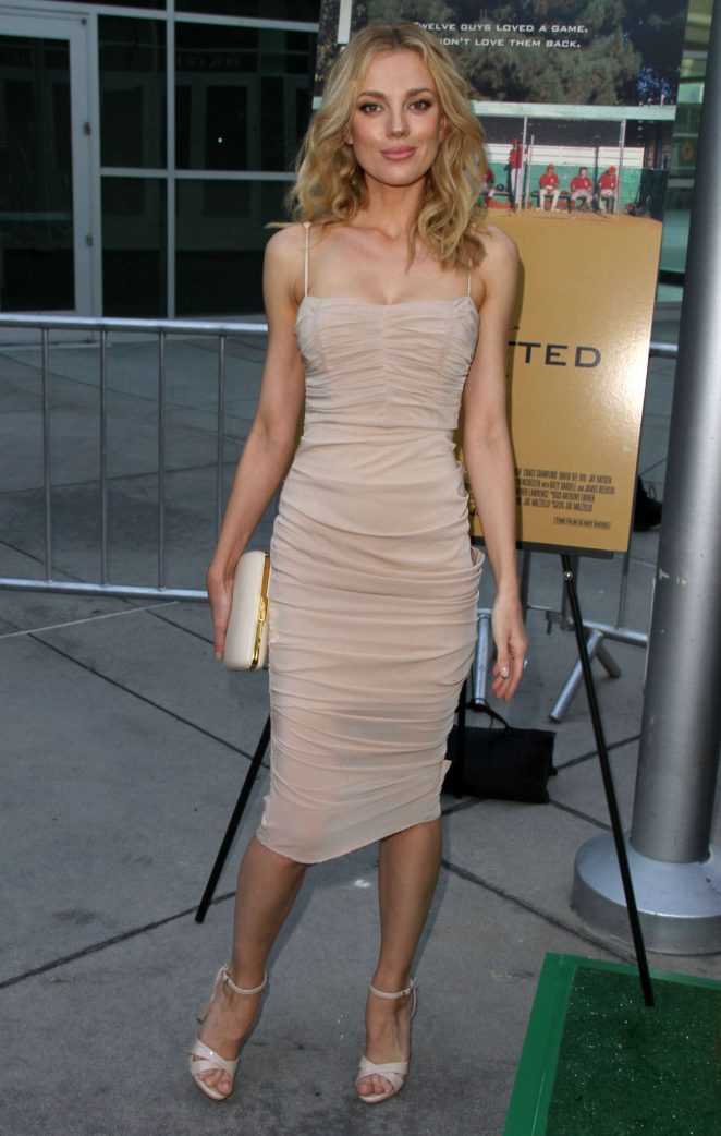Bar Paly – 'Undrafted' Premiere in Los Angeles