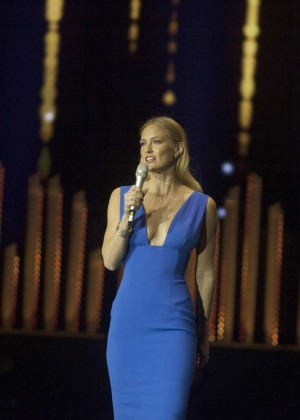 Bar Refaeli - 2nd Annual Genesis Prize Award in Jerusalem