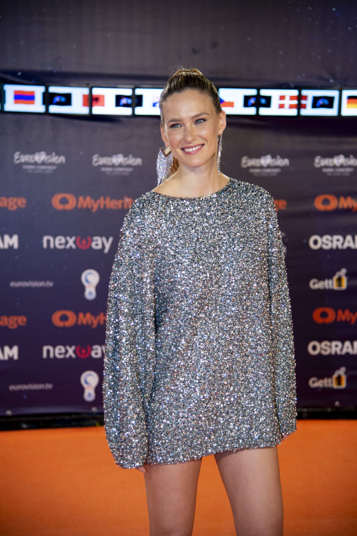Bar Refaeli - 2019 Eurovision Song Contest Opening Ceremony in Tel Aviv
