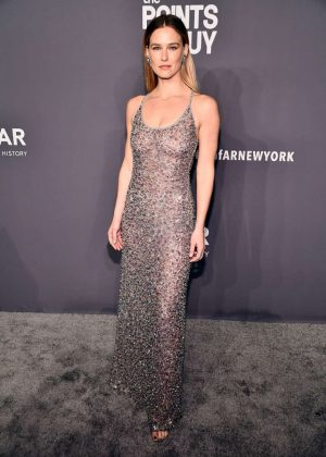 Bar Refaeli - amfAR New York Gala 2019 in NYC