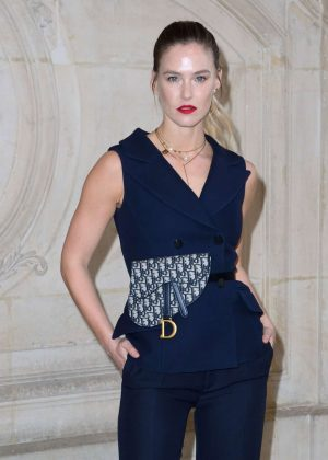 Bar Refaeli - Christian Dior Show at Paris Fashion Week in Paris