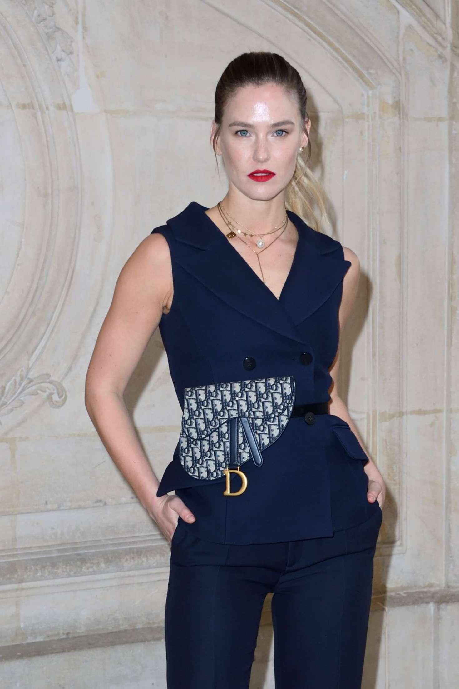 Bar Refaeli - Christian Dior Show at Paris Fashion Week in Paris