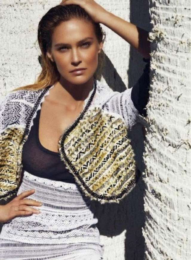 Bar Refaeli - Elle Portugal Magazine (May 2015)