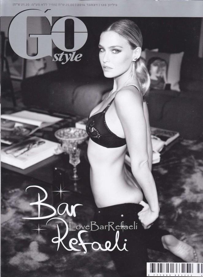 Bar Refaeli - Gostyle Magazine (December 2014)