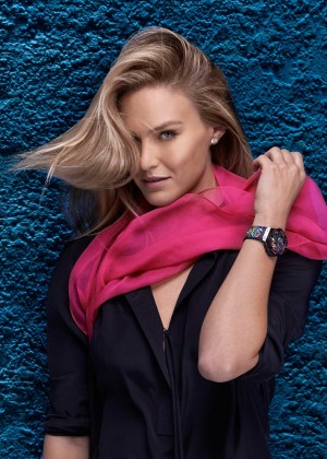 Bar Refaeli - Hublot 'Big Bang Sugar Skull' 2015 Shoot
