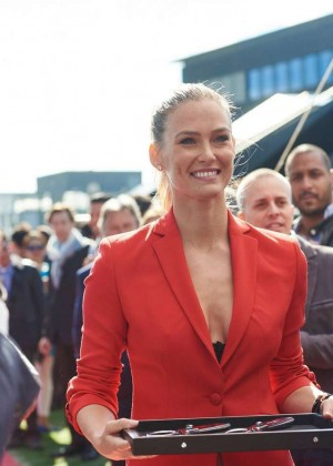 Bar Refaeli - Hublot's 'Hublot2' Manufacturing Building Grand Opening in Nyon