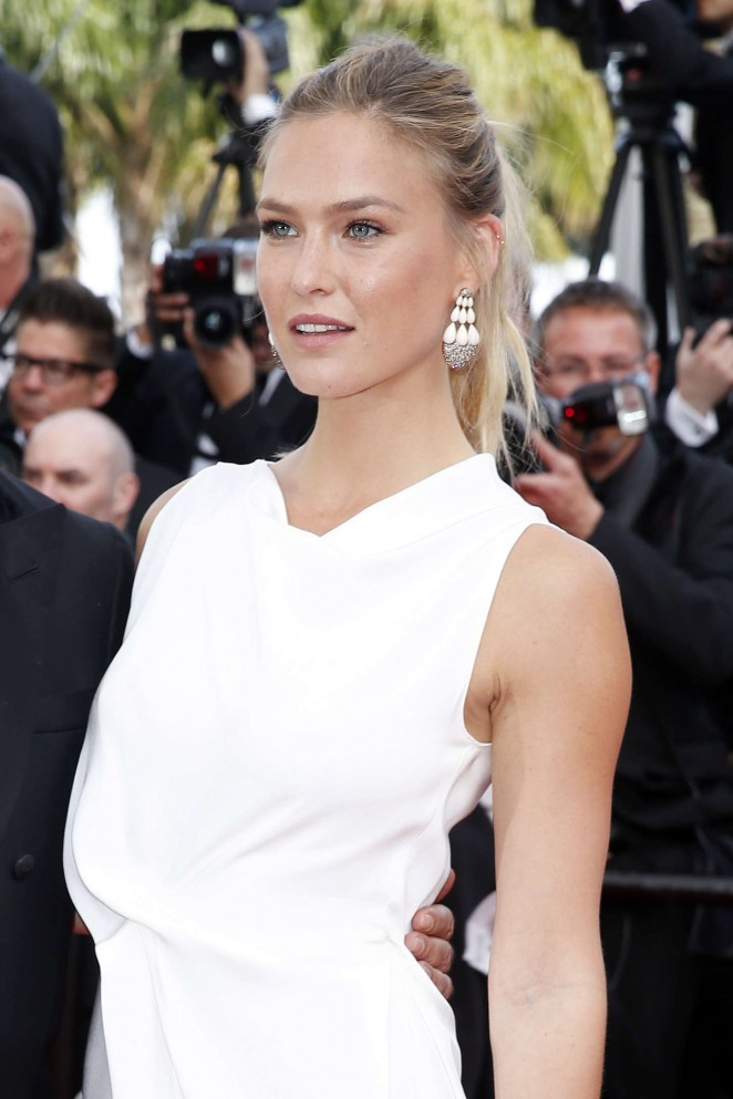 Bar Refaeli - La Tete Haute Premiere at 2015 Cannes Film Festival