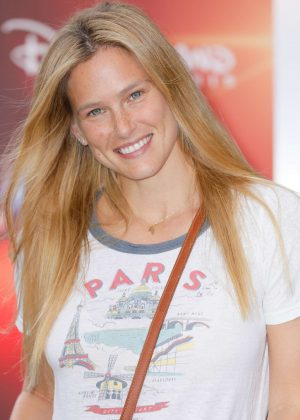 Bar Refaeli - 'Marvel Summer of Super Heroes' Opening Ceremony at Disneyland Paris