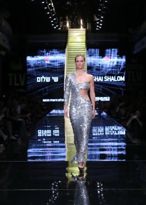 Bar Refaeli - Opening show during Gindi TLV Fashion Week 2015 in Tel Aviv
