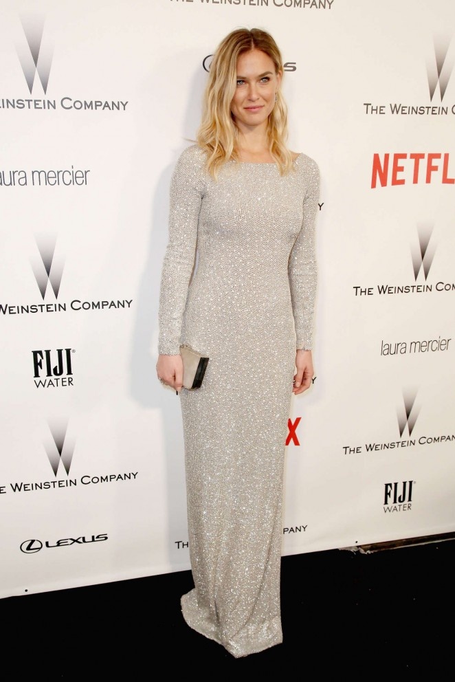 Bar Refaeli - The Weinstein Company & Netflix's Golden Globes Party 2015 in Beverly Hills