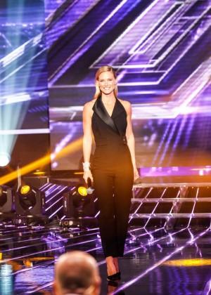 Bar Refaeli - 'The X Factor Israel' in Tel Aviv