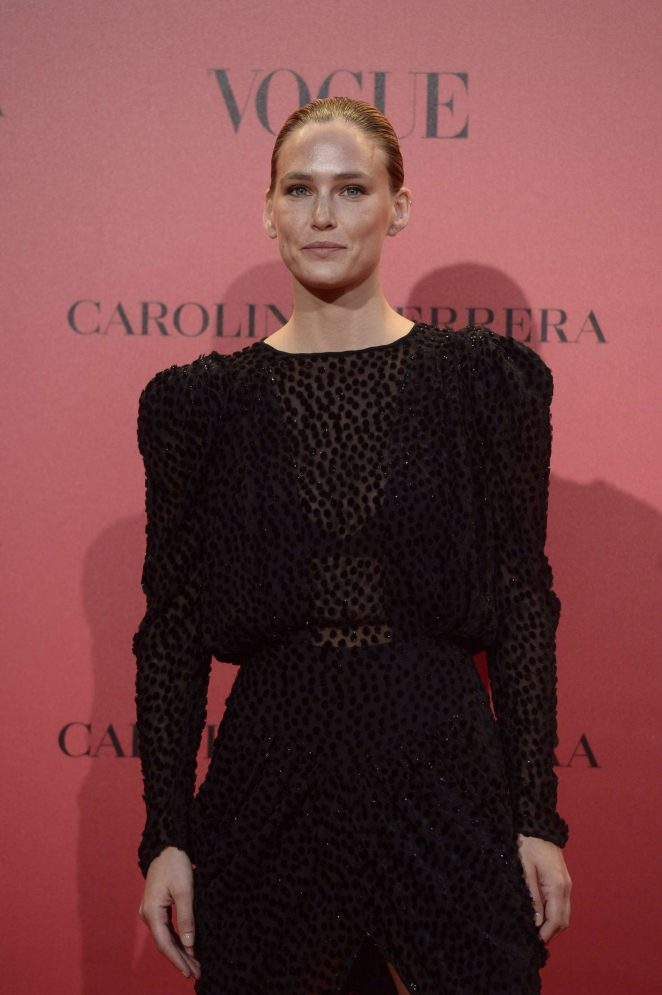 Bar Refaeli - VOGUE Spain 30th Anniversary Party in Madrid