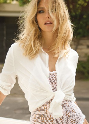 Bar Refaeli – Yaniv Edry Photoshoot For Laisha (May 2015)