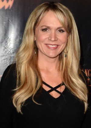 Barbara Alyn Woods - Los Angeles Haunted Hayride in Los Feliz