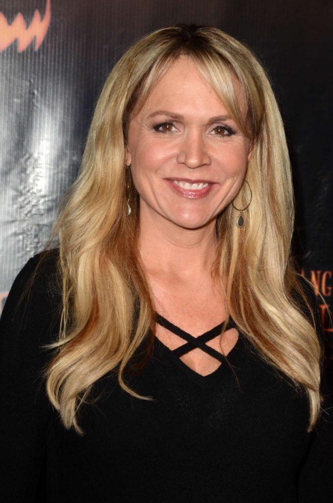 Barbara Alyn Woods - Los Angeles Haunted Hayride in Los Feliz