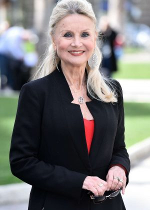 Barbara Bouchet - 'Put Your Grandmother in the Freezer' Photocall in Rome