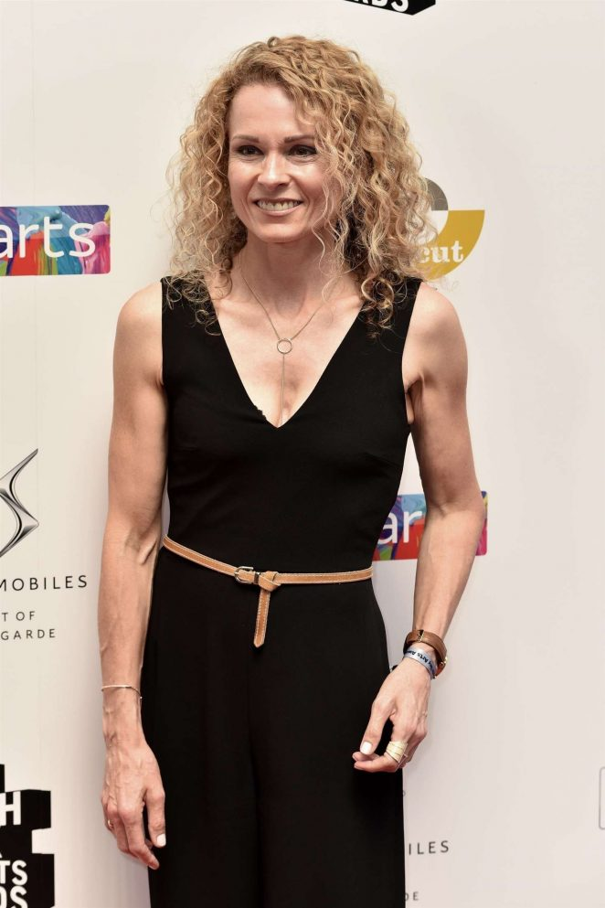 Barbara Drennan - Southbank Sky Arts Awards 2018 in London