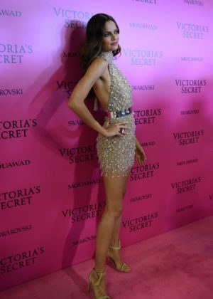 Barbara Fialho - 2017 Victoria's Secret Fashion Show After Party in Shanghai